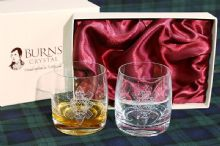 Black Watch Whisky Glasses Set